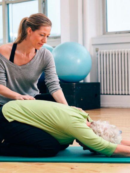 Monitor de Yoga Terapéutico – Certificado por APENB