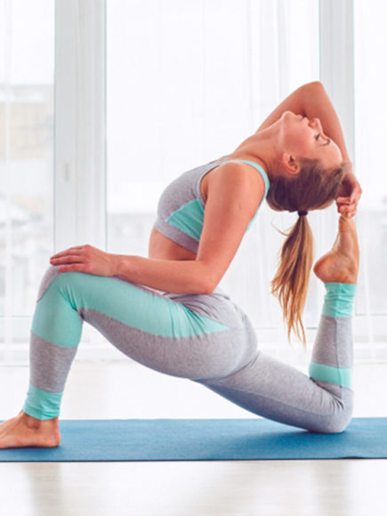 Máster en Yoga Avanzado – Certificado por APENB