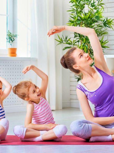 Monitor de Yoga + Monitor de Yoga Infantil – Doble Titulación – Certificado por APENB